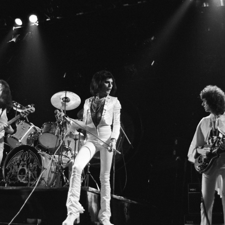Queen — A Night At The Odeon Pressefoto 3