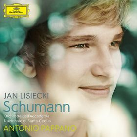 Jan Lisiecki, Schumann, 00028947953272