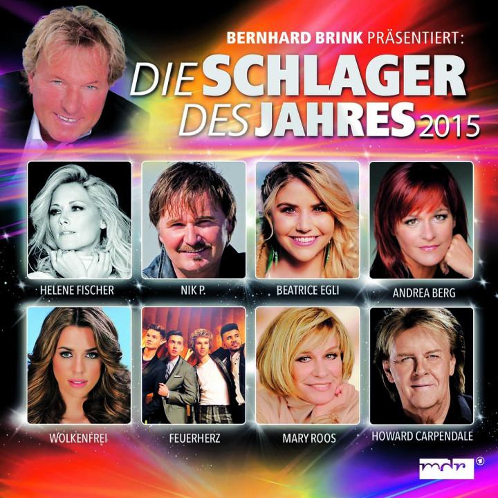 Bernhard Brink präsentiert: Die Schlager des Jahres 2015