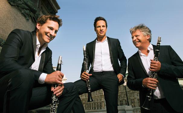The Clarinotts, Guter Start! Die Clarinotts bereichern das Neujahrskonzert der Wiener Philharmoniker mit Klarinettenklängen