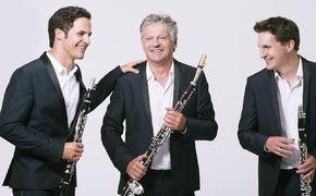 Andreas Ottensamer, Musikalisches Familienfest - Klarinettenmusik mit den Clarinotts