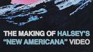Halsey, New Americana (Making Of)