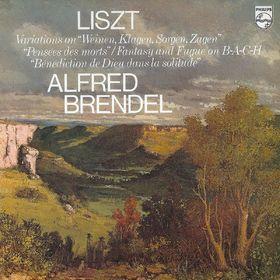 Alfred Brendel, Fantasie und Fuge über BACH u.a. (Vinyl), 00028947892731