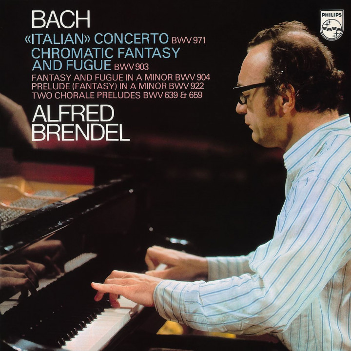 Bach, J.S.: Italian Concerto; Chromatic Fantasy & Fugue etc