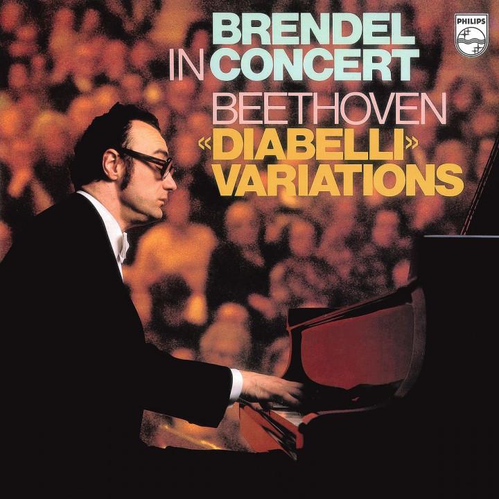 Diabelli-Variationen, Op.120  (Vinyl)