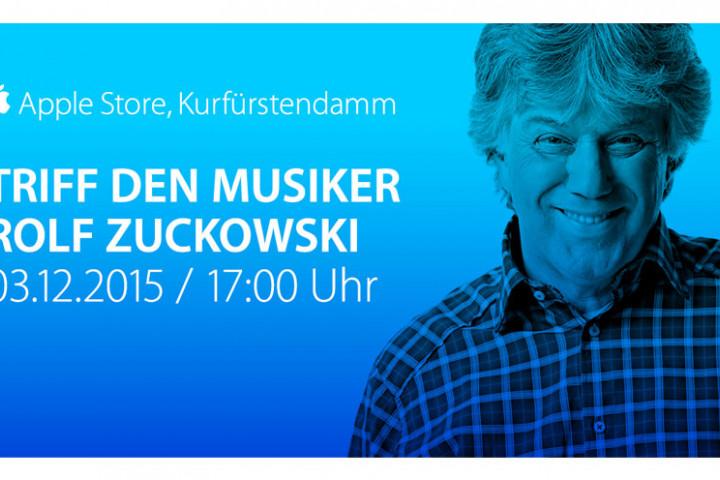 Rolf Zuckowski_AppleNews