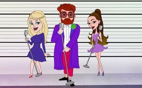 Ariana Grande, Hier ansehen: Who Is Fancy, Ariana Grande und Meghan Trainor veröffentlichen das Video zur neuen Single Boys Like You