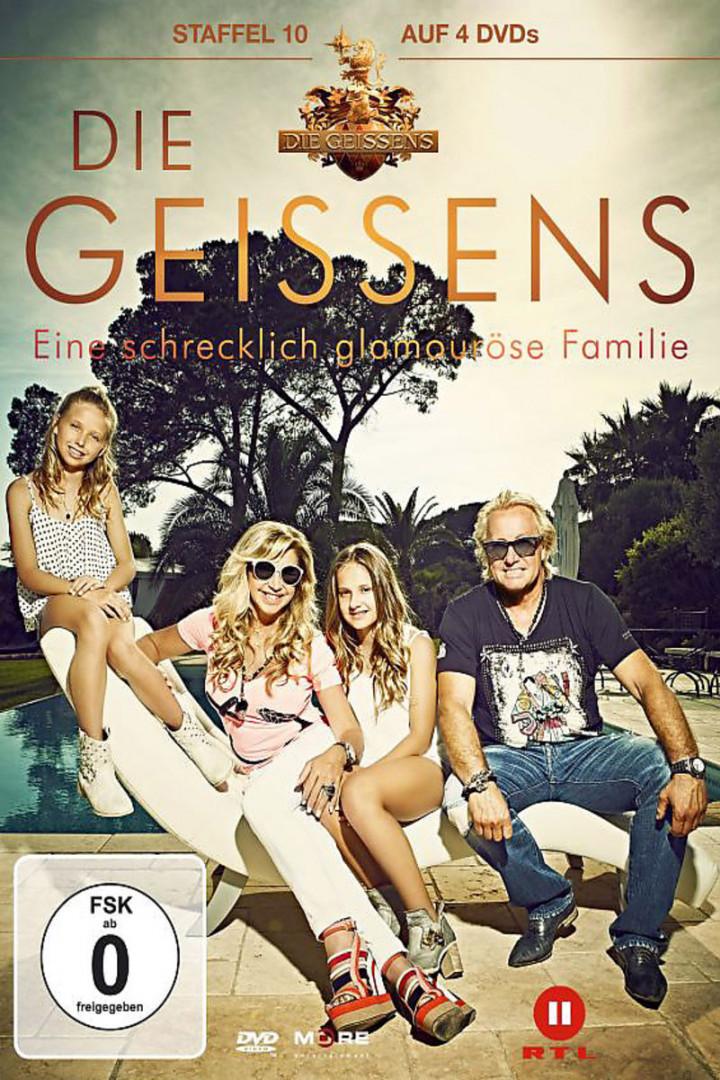 Die Geissens - Staffel 10 (4 DVD)