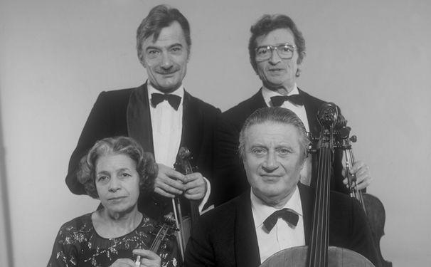 Quartetto Italiano, Vollendete Kammermusik – Limitierte Edition des Quartetto Italiano