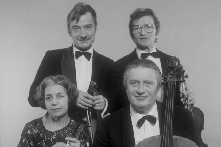 Quartetto Italiano mit Dino Asciolla
