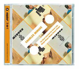 Impulse 2-on-1, The Black Saint And The Sinner Lady / Mingus, 00602527809533