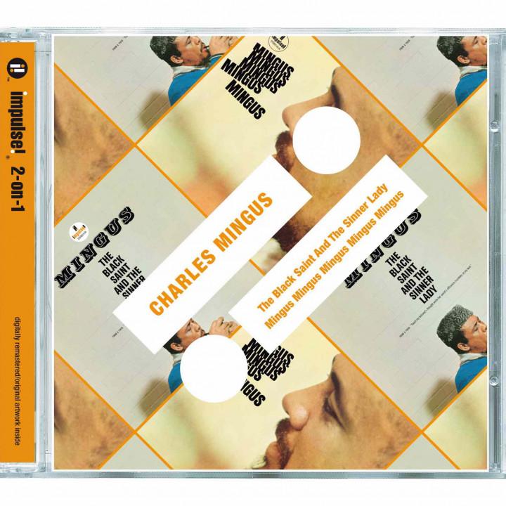 Charles Mingus - The Black Saint And The Sinner Lady / Mingus Mingus Mingus