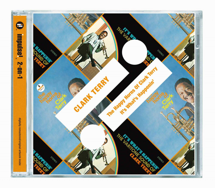 Clark Terry - The Happy Horns / It's What's Happenin'
