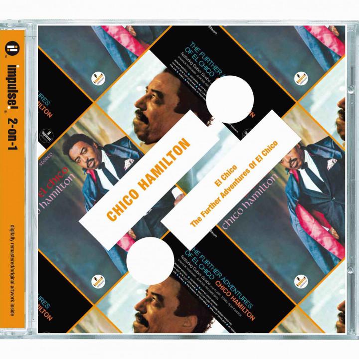 Chico Hamilton - El Chico / The Further Adventures Of El Chico