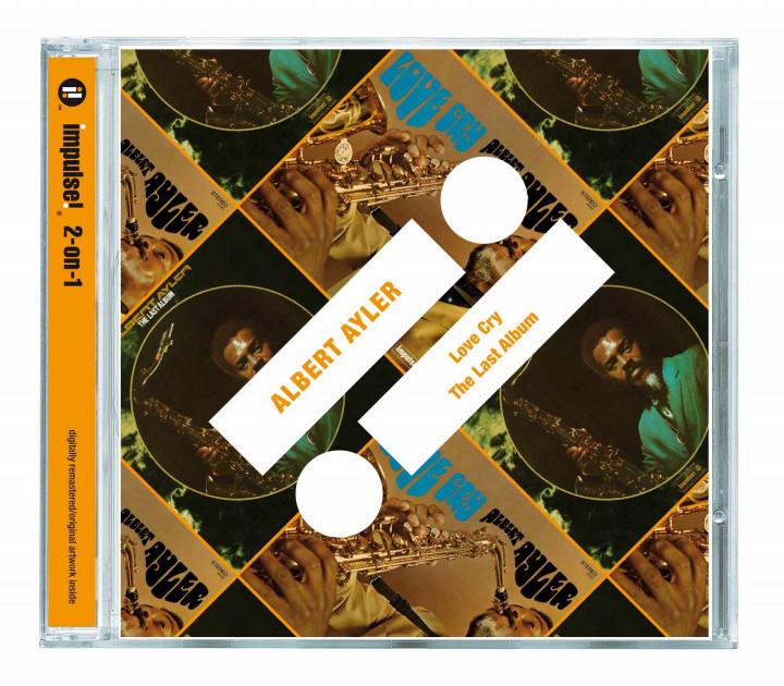 Love Cry / The Last Album
