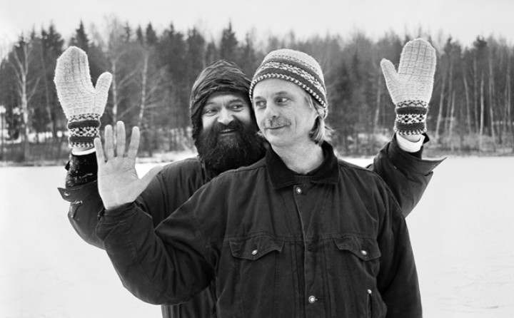 Arvo Pärt, Manfred Eicher