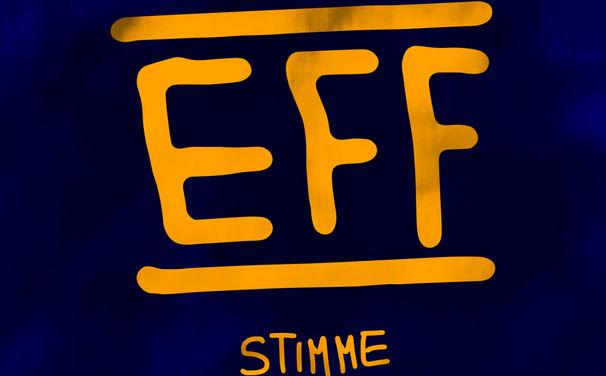 EFF, Nominiert bei der der 1LIVE Krone: Votet für EFF