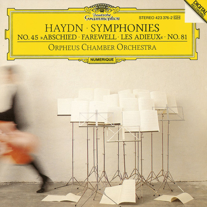 Haydn, J.: Symphonies Nos.Hob.I:81 & Hob.I:45 Farewell