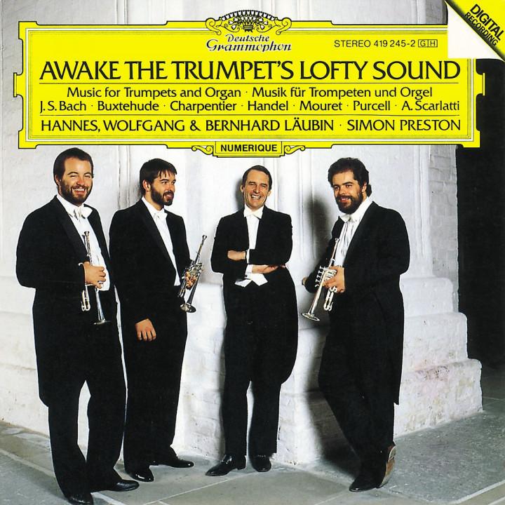 Läubin / Preston - Awake the trumpets lofty sound