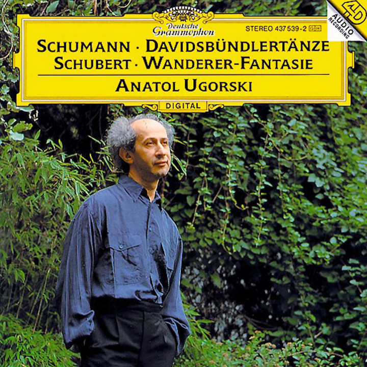 Schumann: Davidsbündlertänze, Op.6 /  Schubert: Wanderer-Fantasie