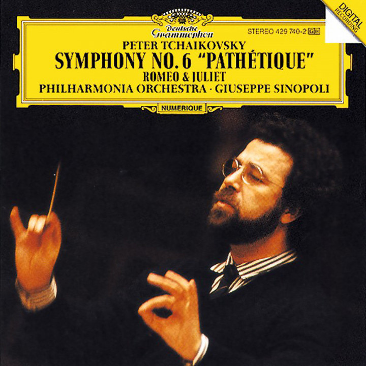 Tchaikovsky: Symphony No.6 Pathétique; Romeo and Julia - Fantasy Overture