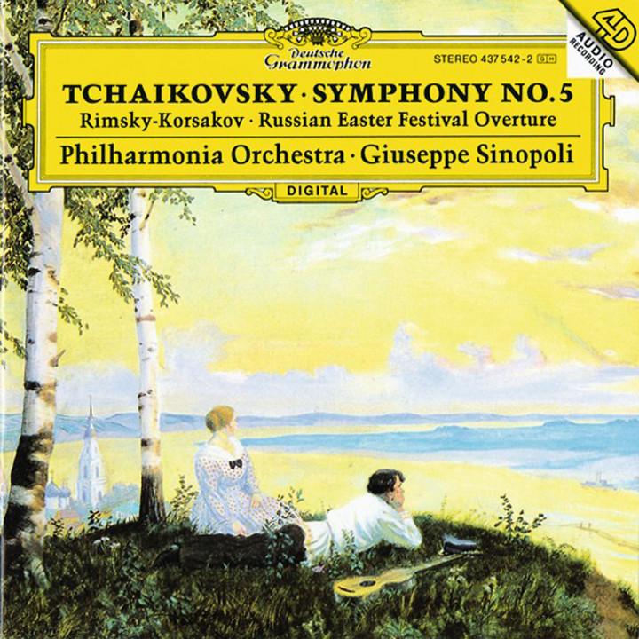 Tchaikovsky: Symphony No. 5 / Rimsky-Korsakov: Russian Easter Festival Overture
