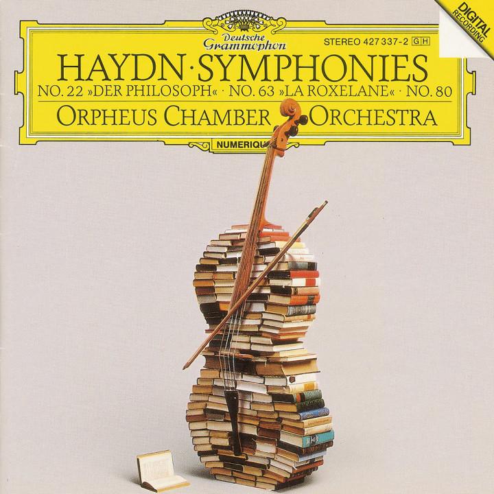Haydn: Symphonies No. 22 Der