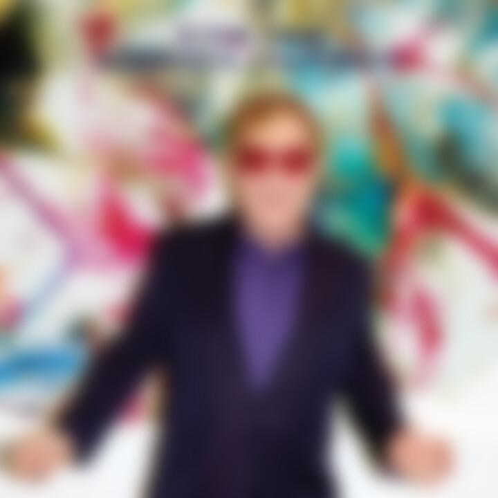 Elton John Wonderful Crazy Night Albumcover