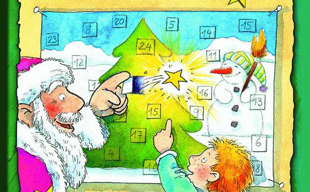 Various Artists, Beginnt die Adventszeit mit Rolf Zuckowski, Conni und Pumuckl: Weihnachtliche Musik und Hörspiele