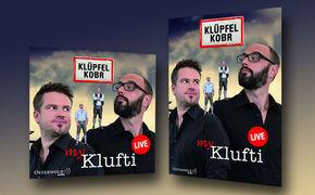 Volker Klüpfel & Michael Kobr, Kriminalgeschichte gespickt mit Lokalsatire und viel Humor - myKlufti auf DVD und CD