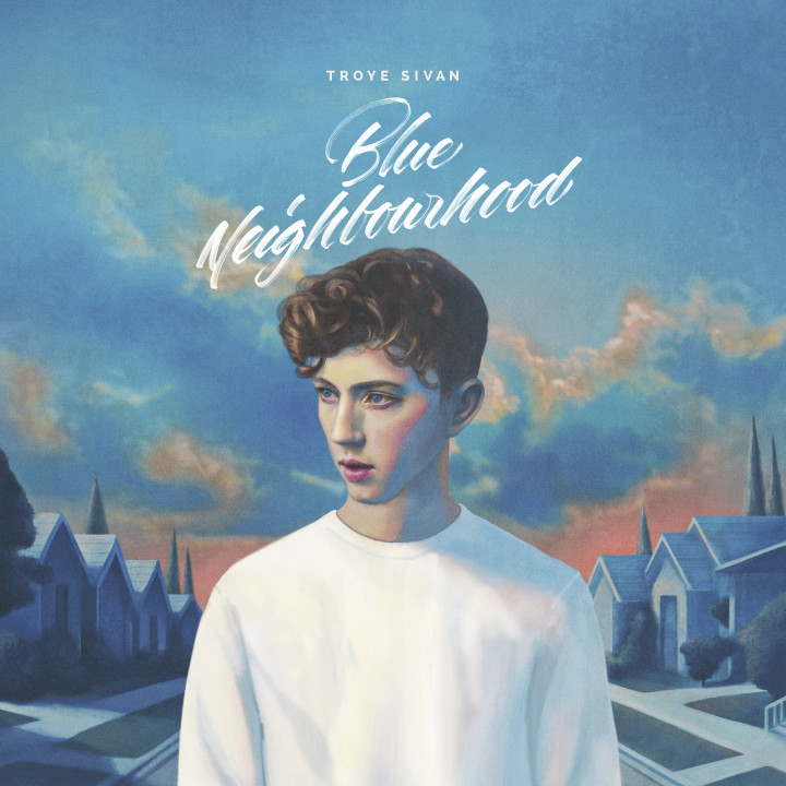 Troye Sivan Blue Neighborhood