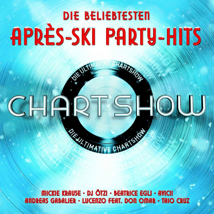 Die ultimative Chartshow - Après-Ski Party-Hits