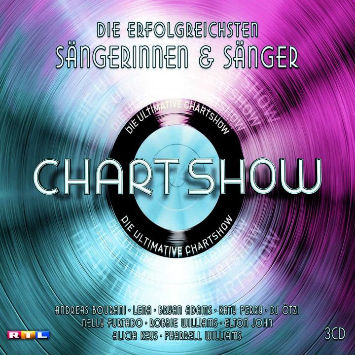 Die ultimative Chartshow - Sängerinnen & Sänger