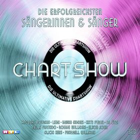 Die Ultimative Chartshow, Die ultimative Chartshow - Die erfolgreichsten Sängerinnen & Sänger, 00600753661383
