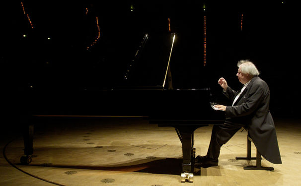 Grigory Sokolov, Mitreißende Klavierkonzerte – Neues Album von Grigory Sokolov