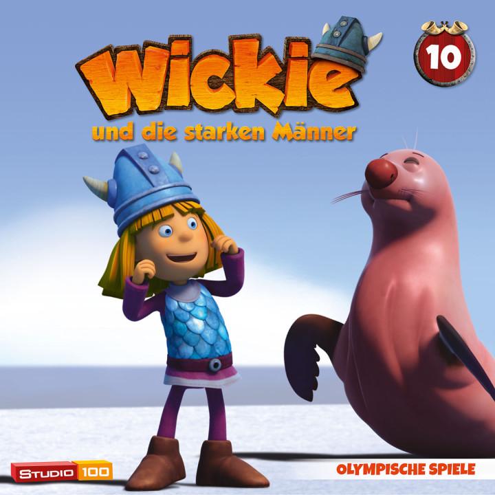 Wickie - 10: Olympische Spiele u.a. (CGI)