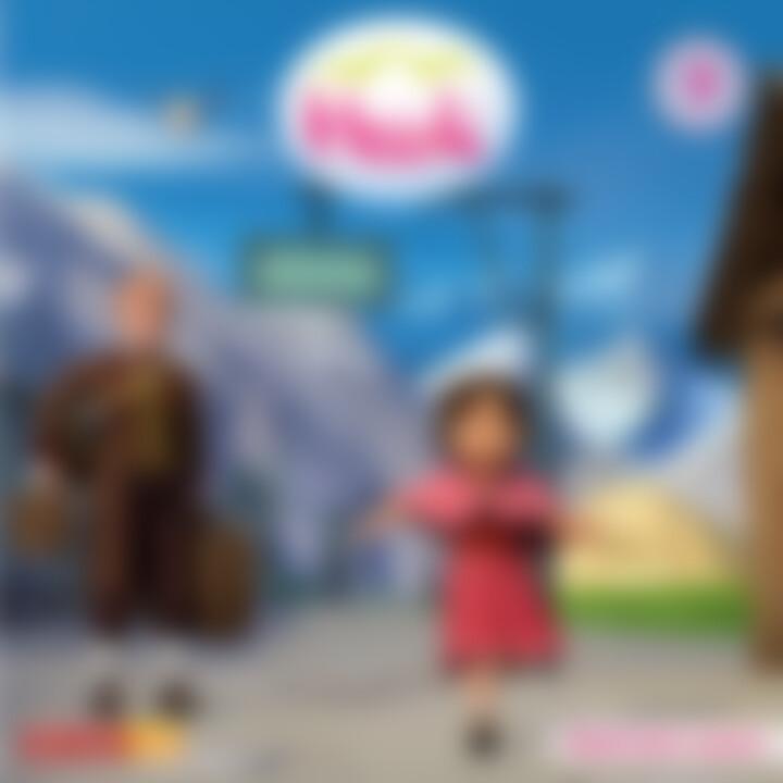 Heidi - 09: Heidi kehrt zurück u.a. (CGI)