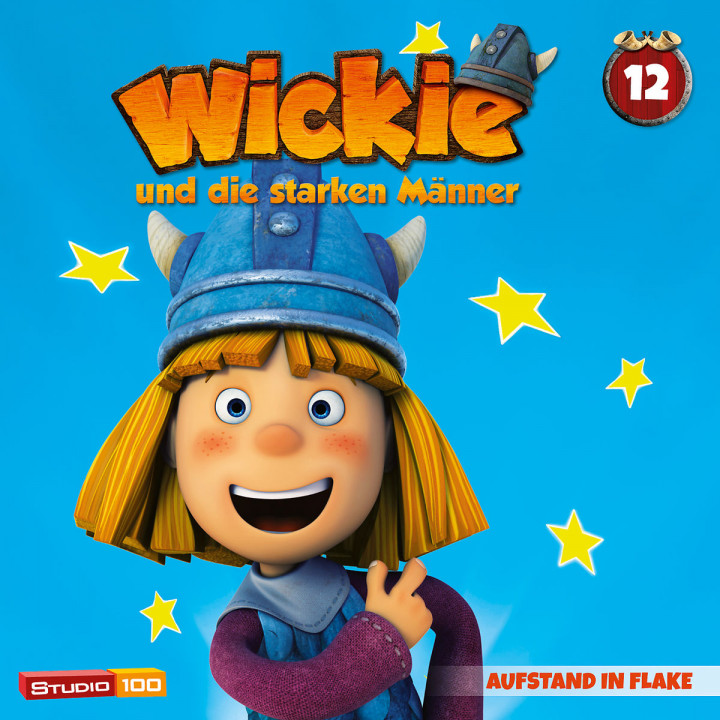 Wickie - 12: Aufstand in Flake u.a. (CGI)