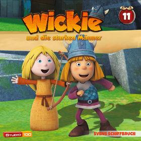Wickie, 11: Svens Schiffbruch u.a. (CGI), 00602547663498
