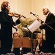 Marl, 1999: Daniel Hope und Yehudi Menuhin