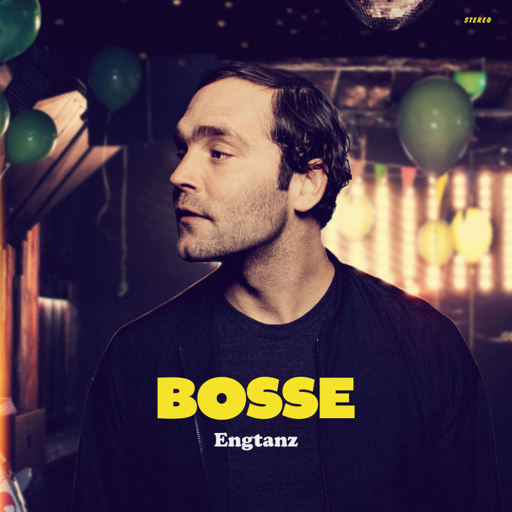 Bosse Engtanz Cover