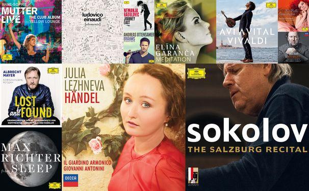 Diverse Künstler, KlassikAkzente Jahresrückblick: Die besten Klassik-Alben 2015