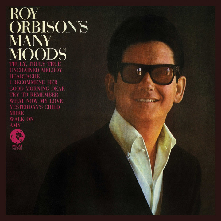 Roy Orbisons Many Moods
