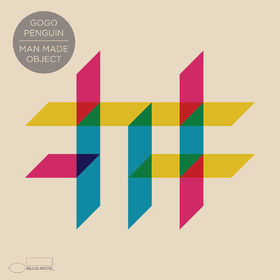 GoGo Penguin, Man Made Object (LP), 00602547682031