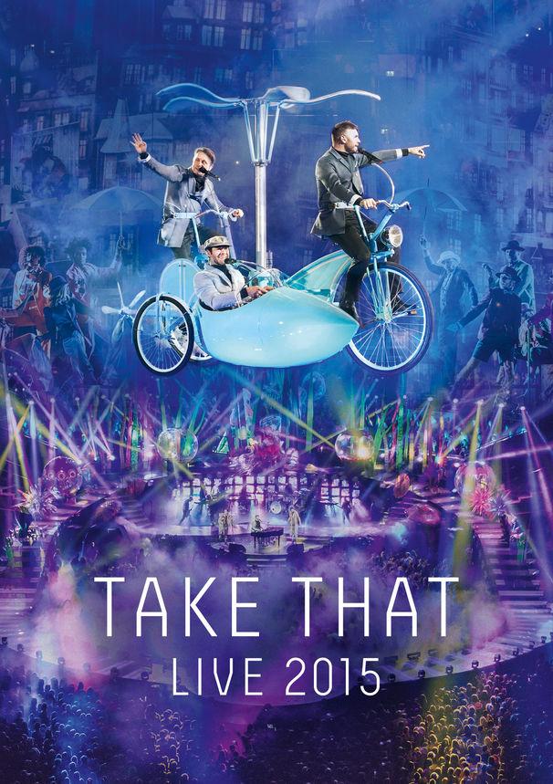 Take That, Take That Live 2015