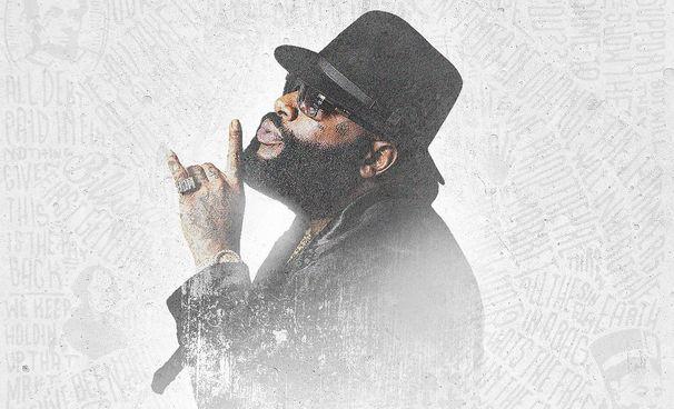 Rick Ross, Ab sofort erhältlich: Rick Ross veröffentlicht achtes Studio-Album Black Market