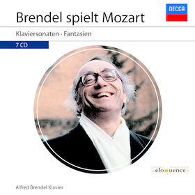 Alfred Brendel, Brendel spielt Mozart, 00028948244768