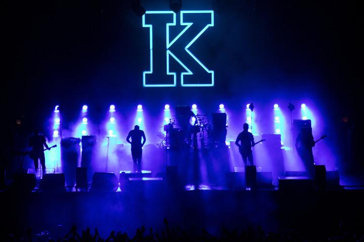 Kraftklub live 2015