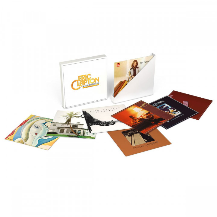 The Studio Album Collection (Ltd. 9-LP Boxset)