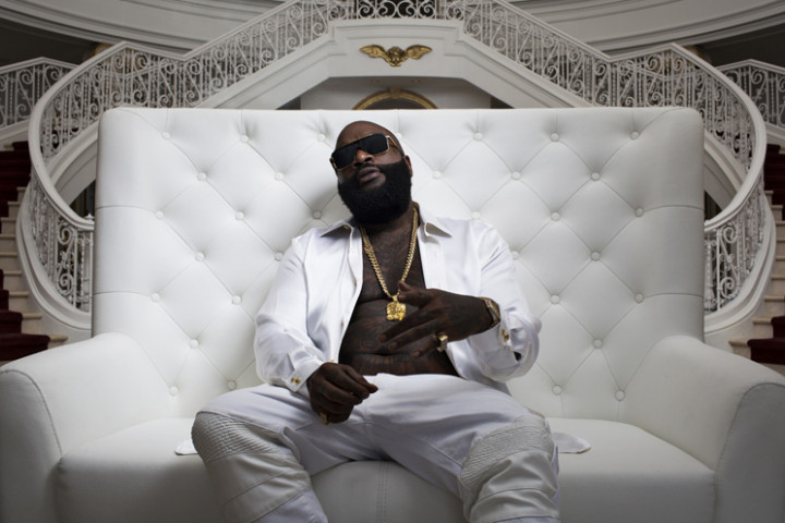 Rick Ross Black Market 2015